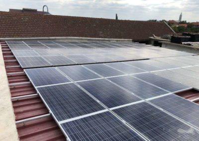 Montaj panouri fotovoltaice ProsisEnergy