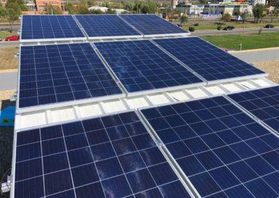 Montaj panouri solare ProsisEnergy