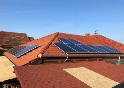 Sistem fotovoltaic off-grid, la cheie, 2.5kw – Arad