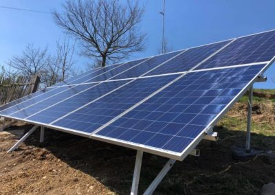 Sistem solar off-grid, la cheie, 3.2kw – Bihor