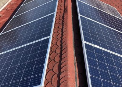 Sistem fotovoltaic on-grid, prosumator fotovoltaice, 12kw – Satu Mare